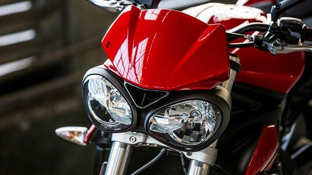 Triumph Jadi Suplier Tunggal Mesin Moto2 di 2019