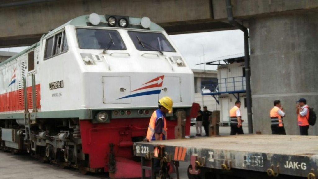 Ini Bedanya Kajian Awal Kereta Kencang JKT-SBY Versi Pemerintah dan Jepang
