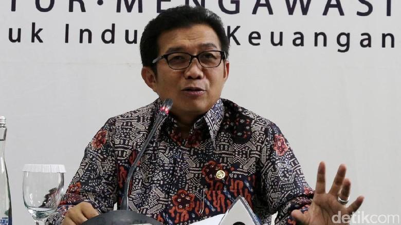 Diintip Ditjen Pajak, OJK Jamin Nasabah Kakap Tak Akan Kabur
