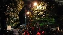 Usai Debat, Agus Yudhoyono Lompat Moshing Lagi