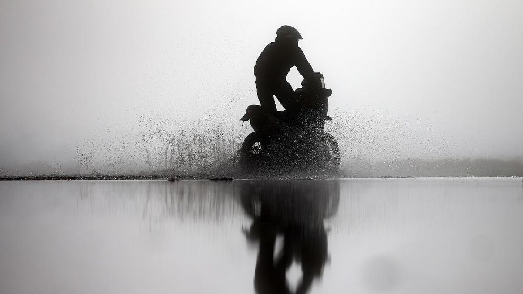 Motor-motor Gahar Penakluk Reli Dakar