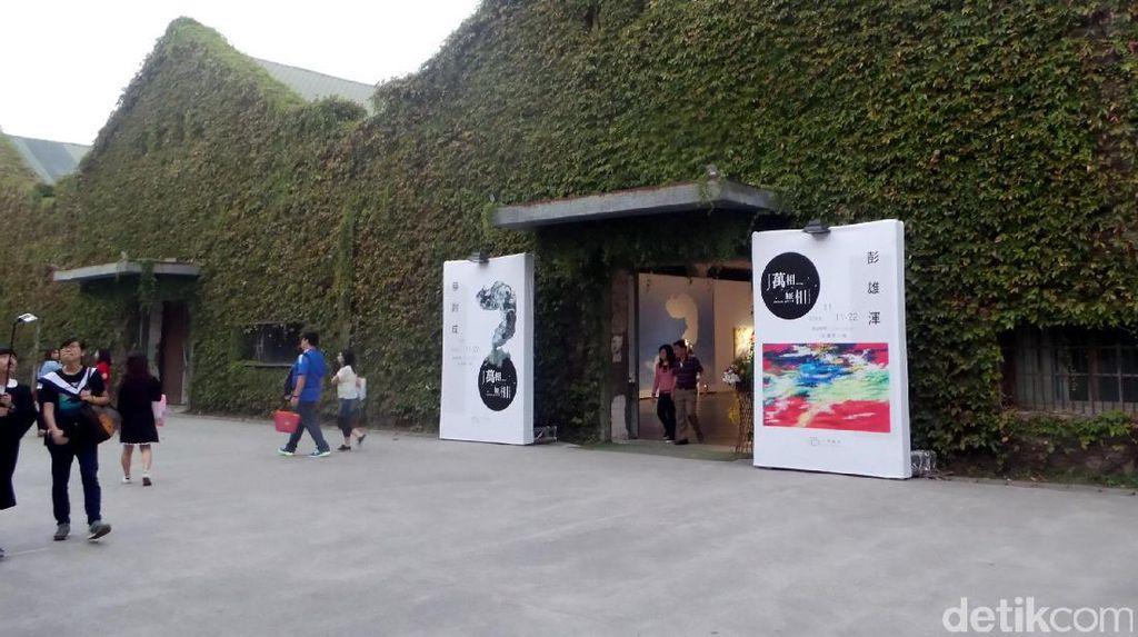 Nonton Pameran Seni Keren di Taiwan, Ini Tempatnya