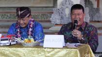 Resmikan Kampung Antinarkoba di Bali, Buwas Cerita soal Jabatannya