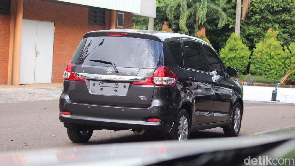 Suzuki Namai Ertiga Dieselnya, Ertiga Hybrid