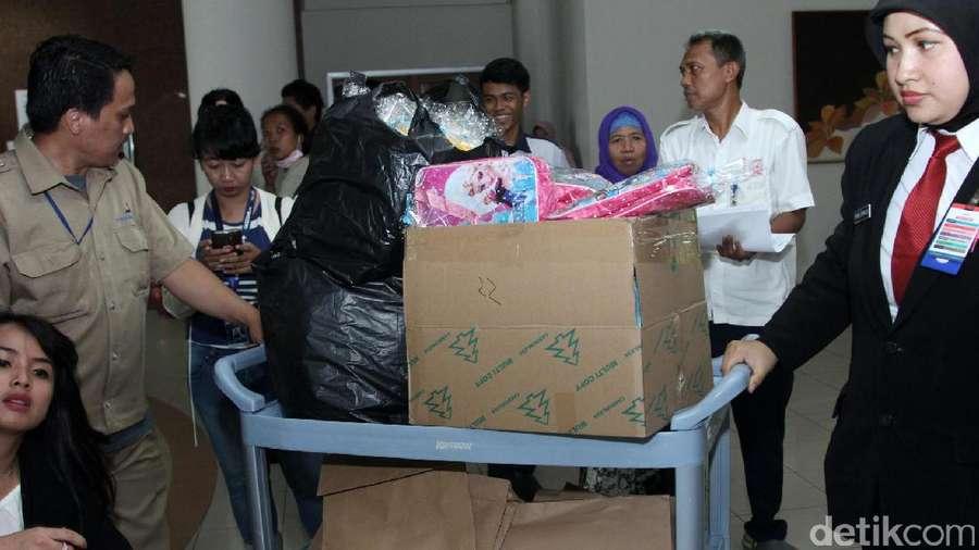 Humanity Restored! Jessica Iskandar Bawa Kegembiraan untuk Anak-anak di RSCM
