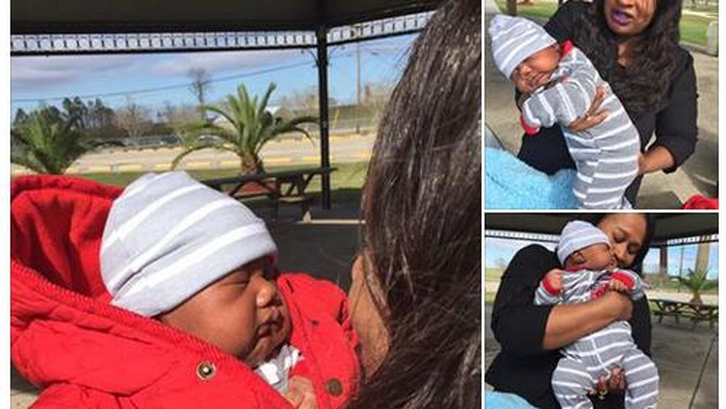 Dikira Hamil Anak Kembar, Ibu Ini Lahirkan Bayi Berbobot 6,3 Kg