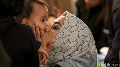 Sebagai Ibu, Ayudia Bing Slamet Tak Mau Paksakan Cita-cita Sekala