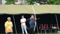 Presiden Jokowi Akan Lawan 31 Pemanah di Kejuaraan Bogor Terbuka