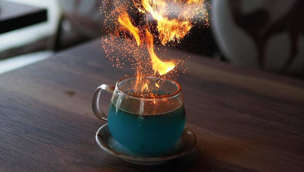 Sensasi Goblet of Fire Harry Potter Bisa Dinikmati di Kafe Ini