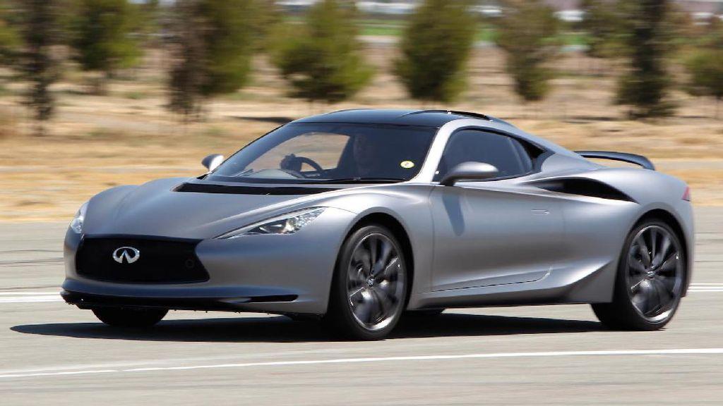 Infiniti Akui Siapkan Mobil Listrik Sport