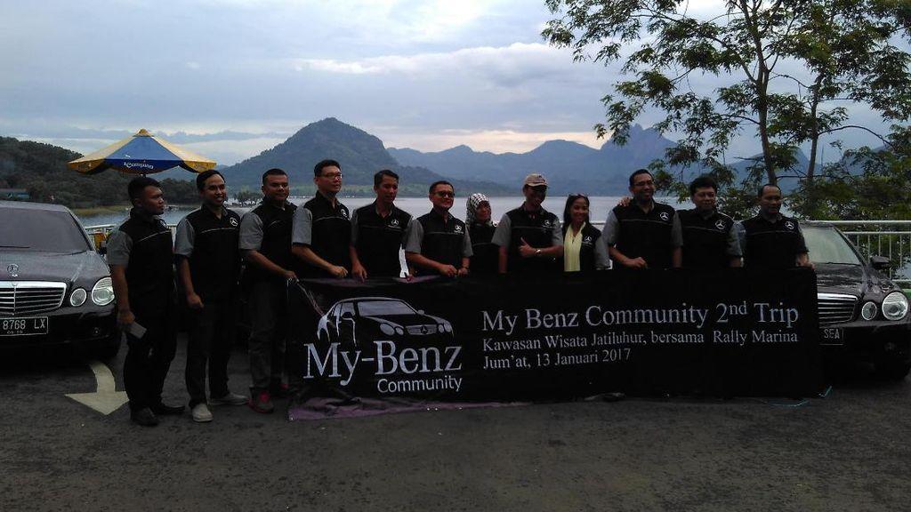 My Benz Community Jalan-jalan ke Waduk Jatiluhur