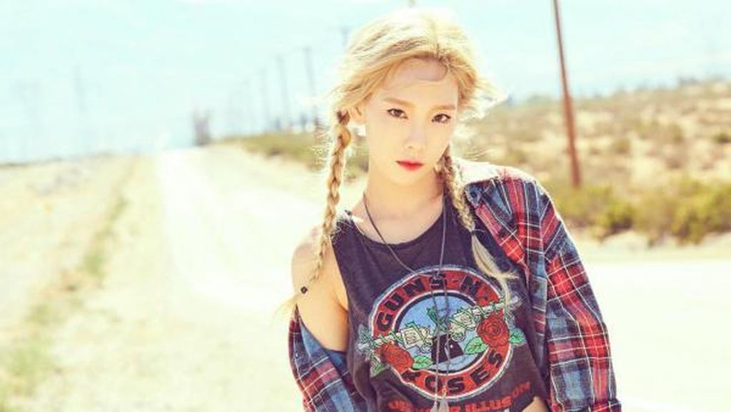 Taeyeon SNSD Diserbu Fans di Bandara Soetta, Ini Kata Triawan Munaf