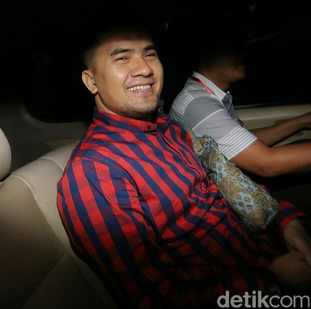 Saipul Jamil Diisukan Mesum di Tahanan, Dewi Persik: Lagi?