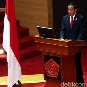 Jokowi Serahkan Urusan Freeport ke Jonan