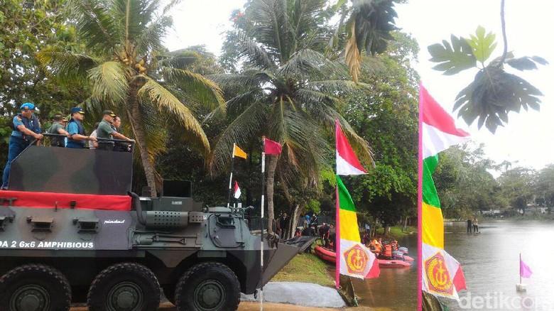 Jokowi: TNI Harus Gerak Cepat Antisipasi Perubahan