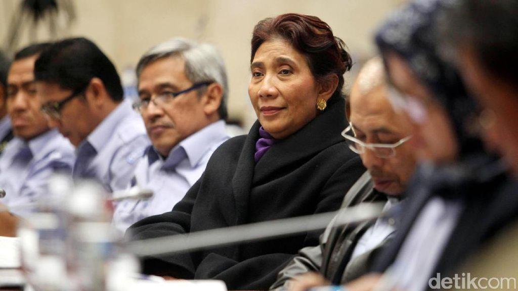 Menteri Susi akan Gandeng Kemenkeu Incar Saudagar Berkedok Nelayan