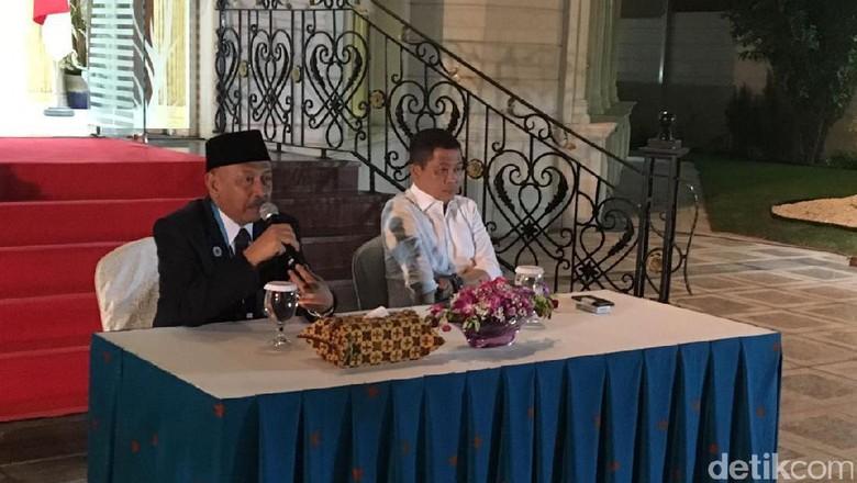 Temui WNI, Jonan Ditanya Soal Nuklir Hingga Tugas dari Jokowi