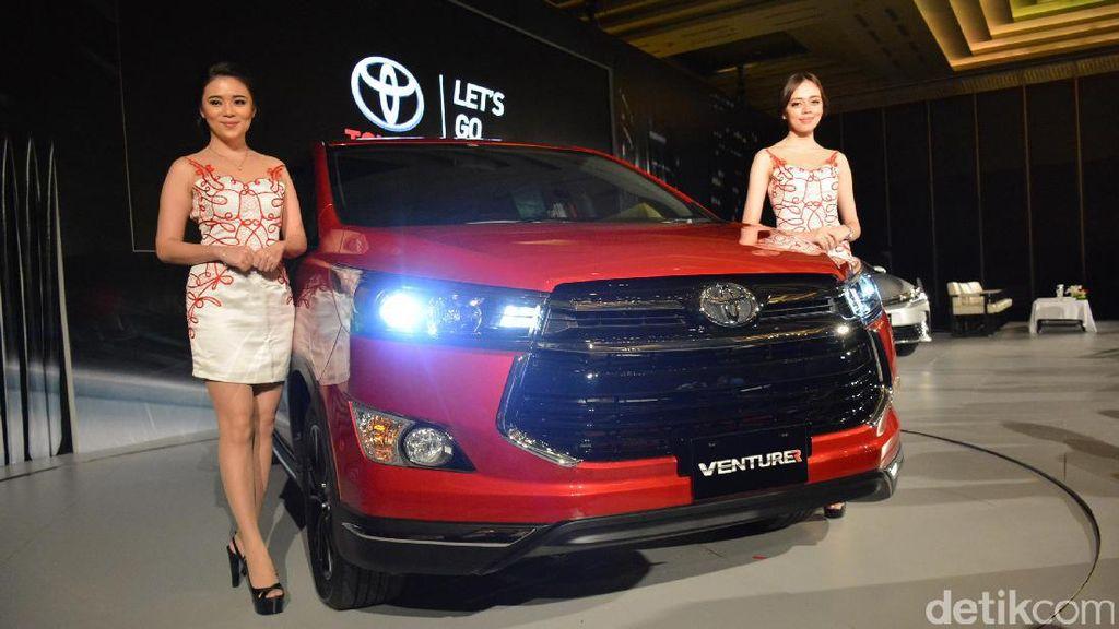 Toyota, Merek Mobil Paling Banyak Dicari di Dunia