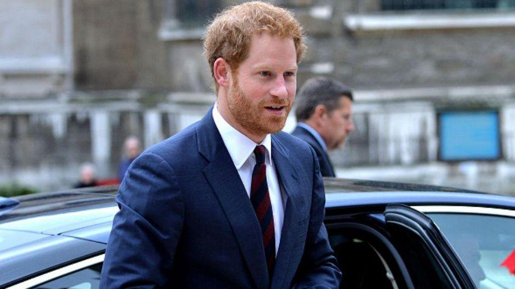 Kesedihan Pangeran Harry Saat Pemakaman Putri Diana