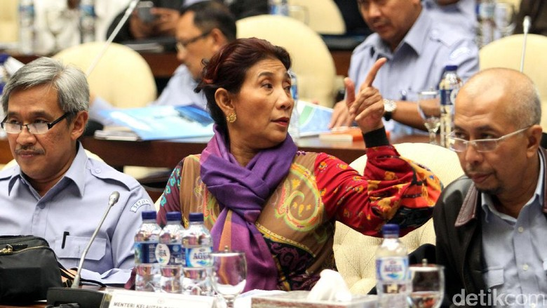 Menteri Susi Soal Cantrang: Jangan karena Serakah Semua Ikan Habis