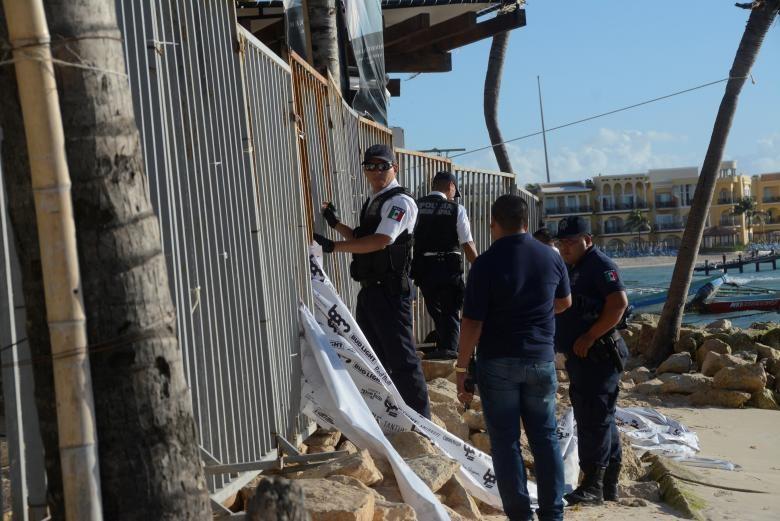 Penembakan Massal di Kelab Malam Meksiko, 5 Orang Tewas