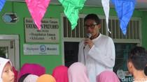 Sandiaga Janjikan Rumah Murah Tanpa DP, Cicilan 36 Tahun