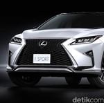 200 Unit Lexus RX 200t Masih Tertahan dari Jepang
