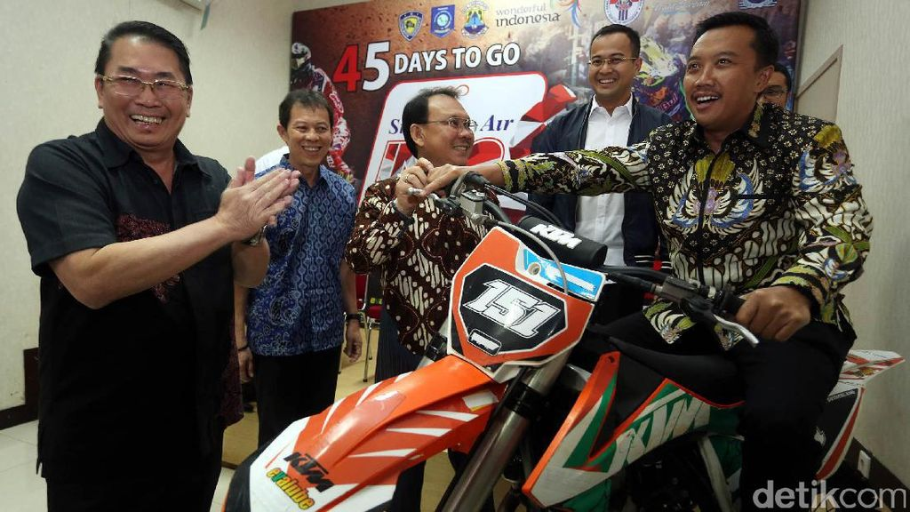 Indonesia Gelar Kejuaraan Dunia Motorcross MXGP