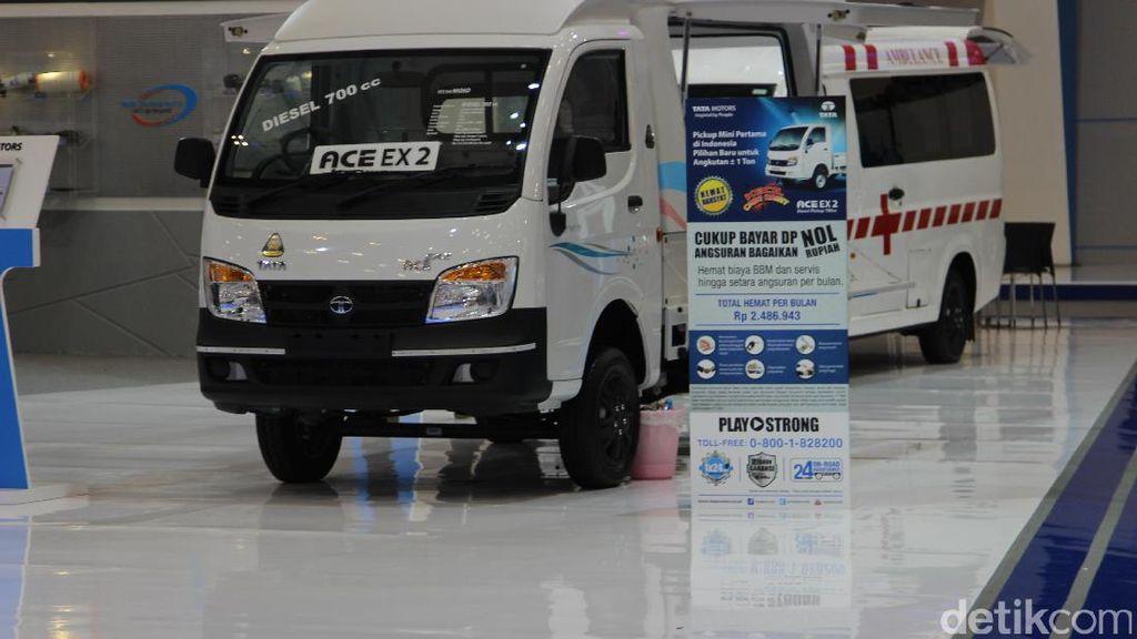 Tata Motors: Truk-truk Kami Sudah Diterima Pasar Indonesia
