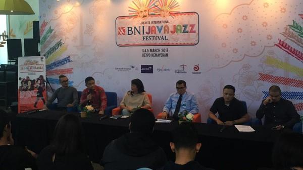 Maret Ini, Java Jazz Kembali Mengalun di JIExpo Kemayoran