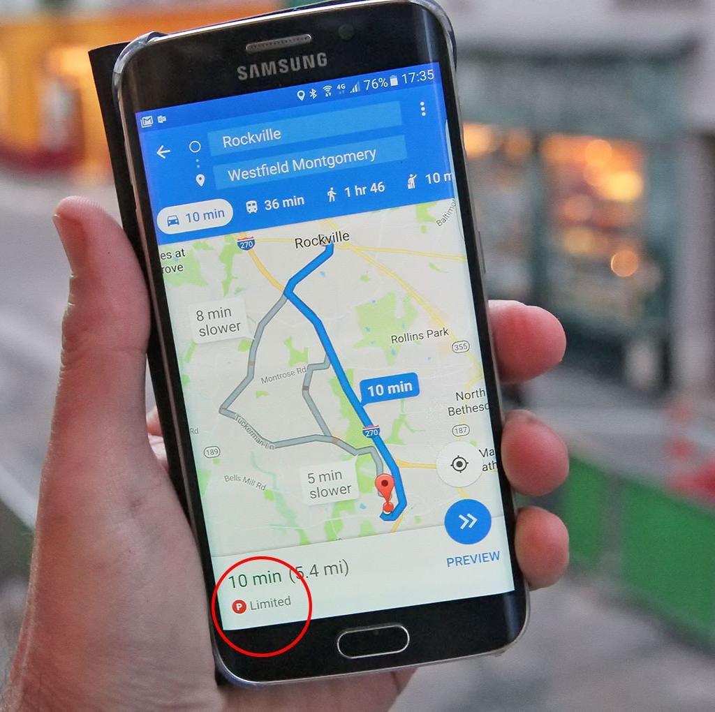 Google Maps Bisa Berbagi Lokasi Secara Real Time