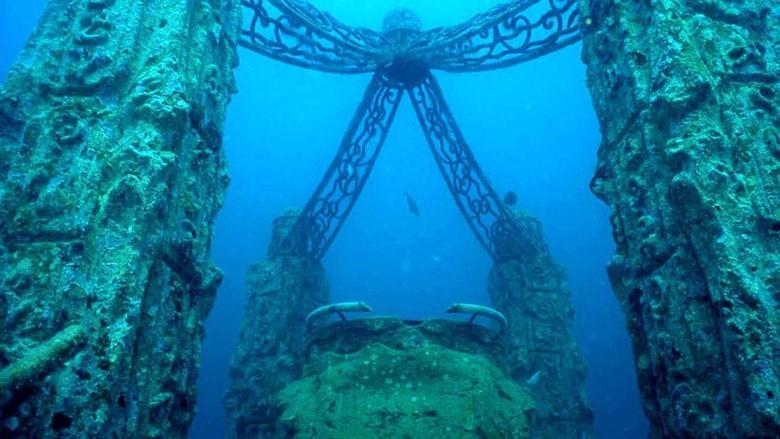 Neptune Memorial Reef, pemakaman di bawah laut (Neptune Society)