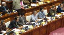 Komisi III DPR Tagih KPK Tuntaskan Kasus-kasus Lama