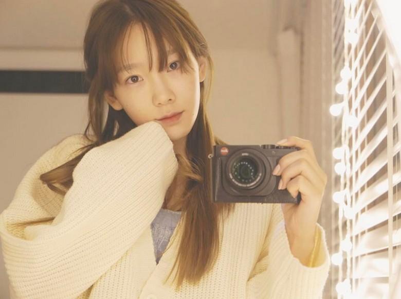 Diserang Komentar Jahat, Ini Cara Taeyeon SNSD Tangkis Hater