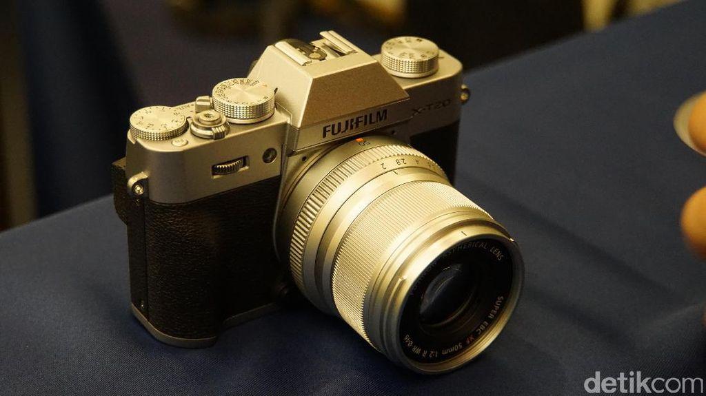 Fujifilm Boyong 3 Kamera Anyar ke Indonesia, Harga Mulai Rp 12,7 Juta