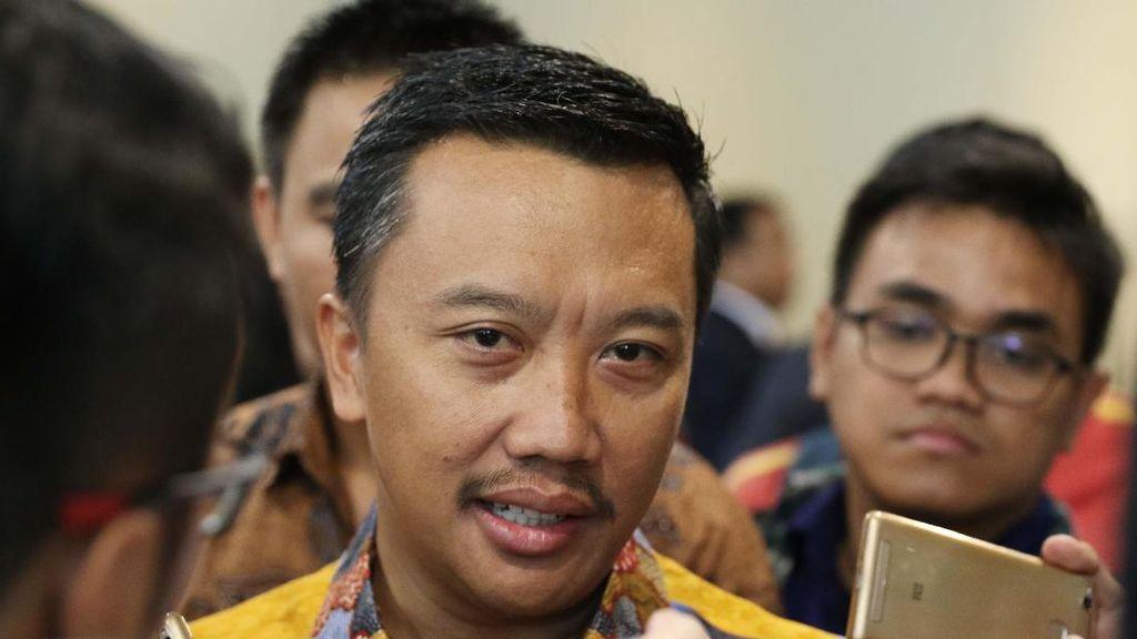 Respons Menpora Pasca Dimarahi Jokowi Soal Opini Disclaimer