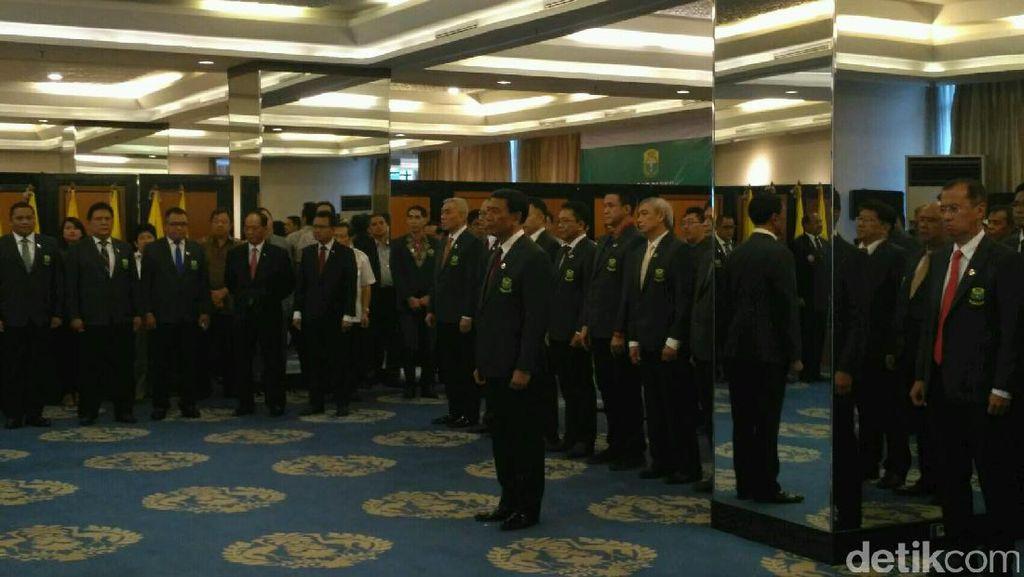 PP PBSI Kabinet Wiranto Resmi Dilantik KONI Pusat di Senayan