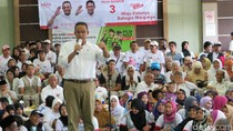 Kampanye di Rawamangun, Anies-Sandi Jelaskan Program Kredit Rumah