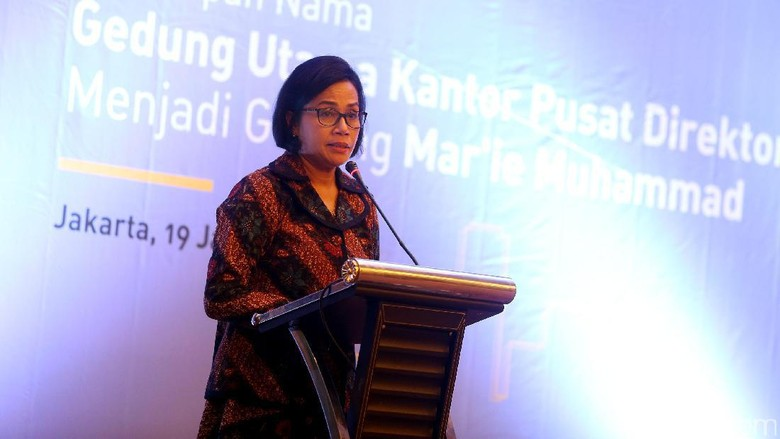 Kenangan Pahit Krisis Buat Sri Mulyani Hati-hati Soal Bos OJK