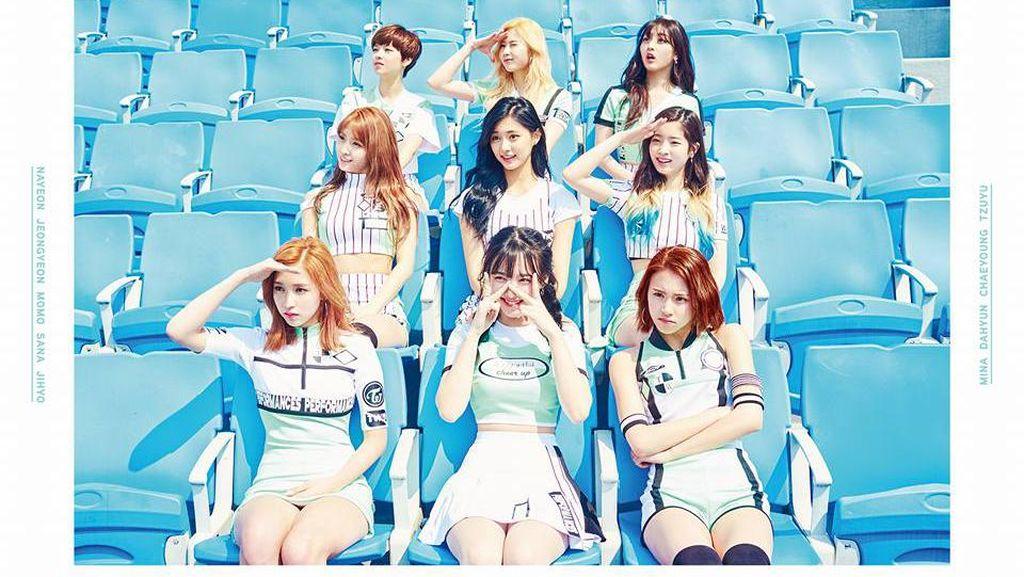 Rilis Knock Knock, TWICE Rajai Tangga Lagu Korea Selatan