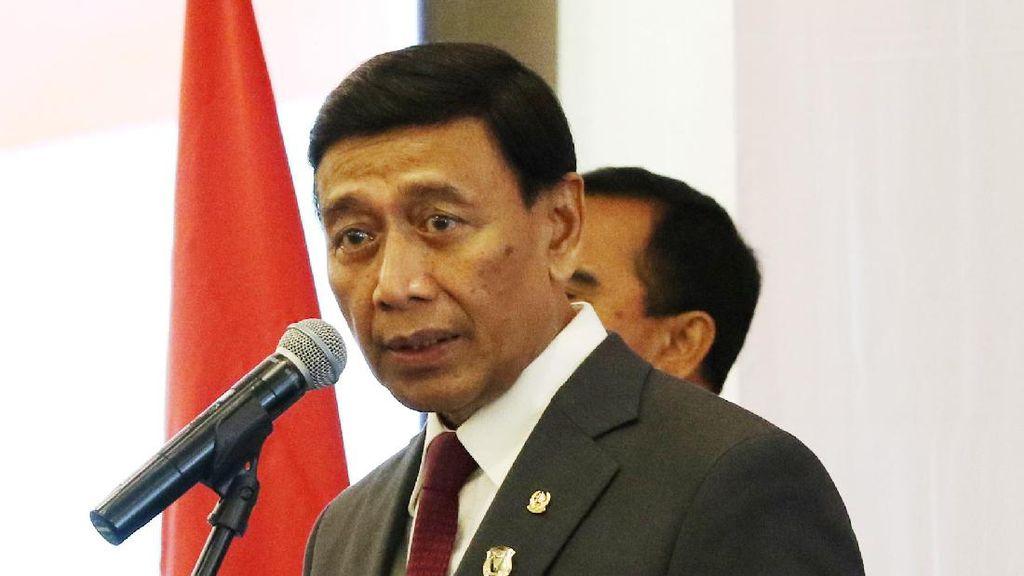 Bertemu Freeport, Wiranto: Saya Ingin Lihat Lebih Jelas Masalahnya