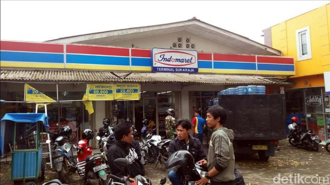 DNET Laba Bersih Pemilik Indomaret Anjlok 71,03%