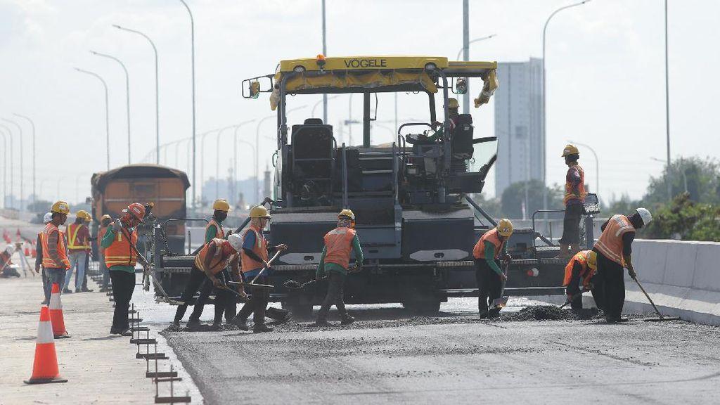 Apa Kabar Proyek Tol Melayang Jakarta-Cikampek?