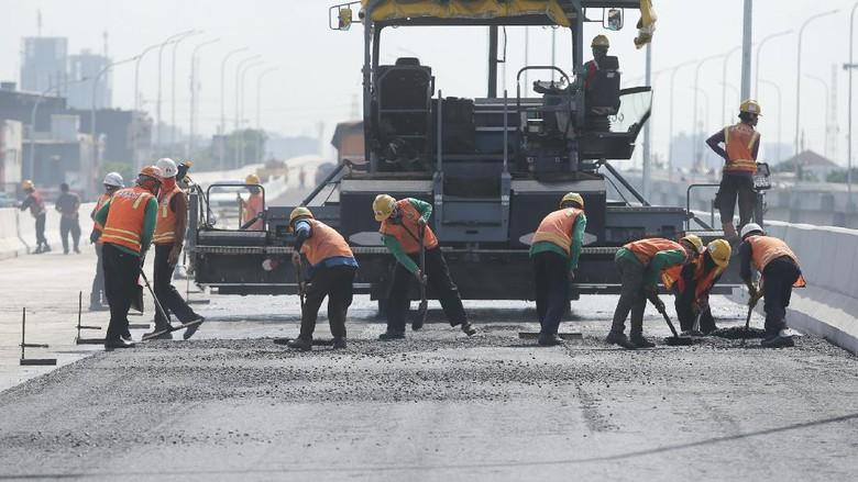 Ada Proyek Tol Becakayu, Simpang Kebon Nanas Diuji Ditutup Pagi Ini