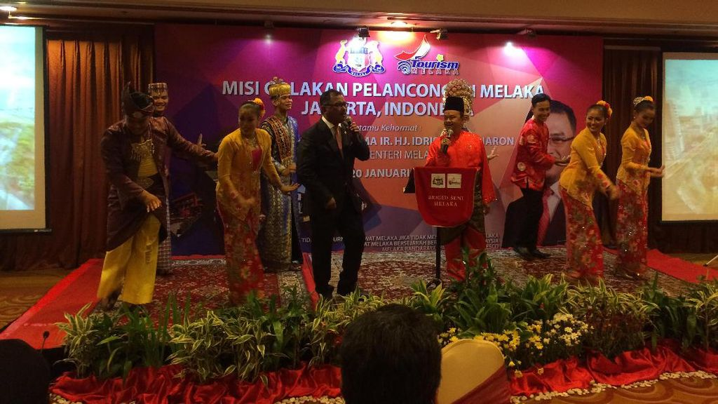 Tourism Melaka Gelar Travel Mart, Bidik 1 Juta Turis Indonesia