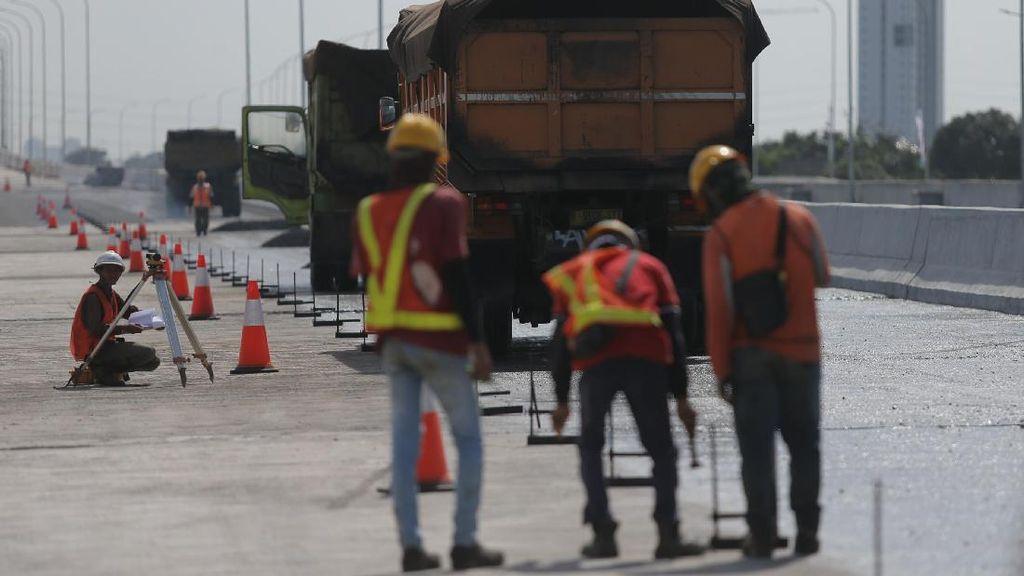 Jalan Tol Sukabumi-Padalarang Ditarget Rampung 2019