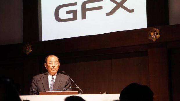 Fujifilm GFX 50S Resmi Dibanderol Rp 100 jutaan