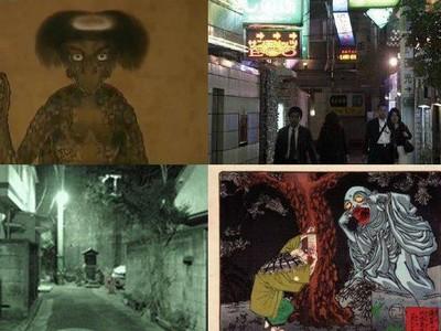 Wisata Malam di Jepang Ada Paket Berburu Hantu