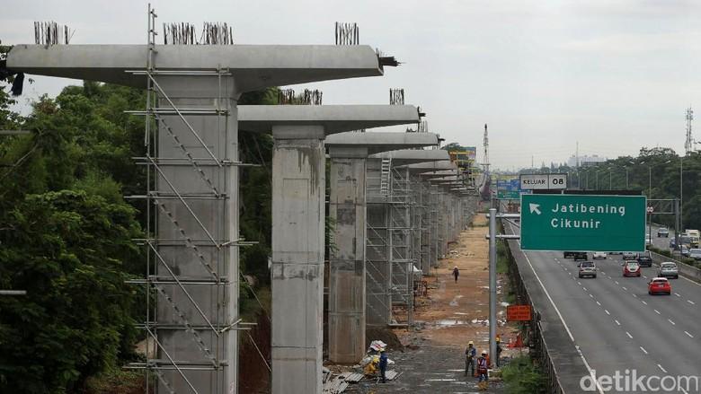 APBN Tidak Sanggupi Pembiayaan LRT Jabodebek