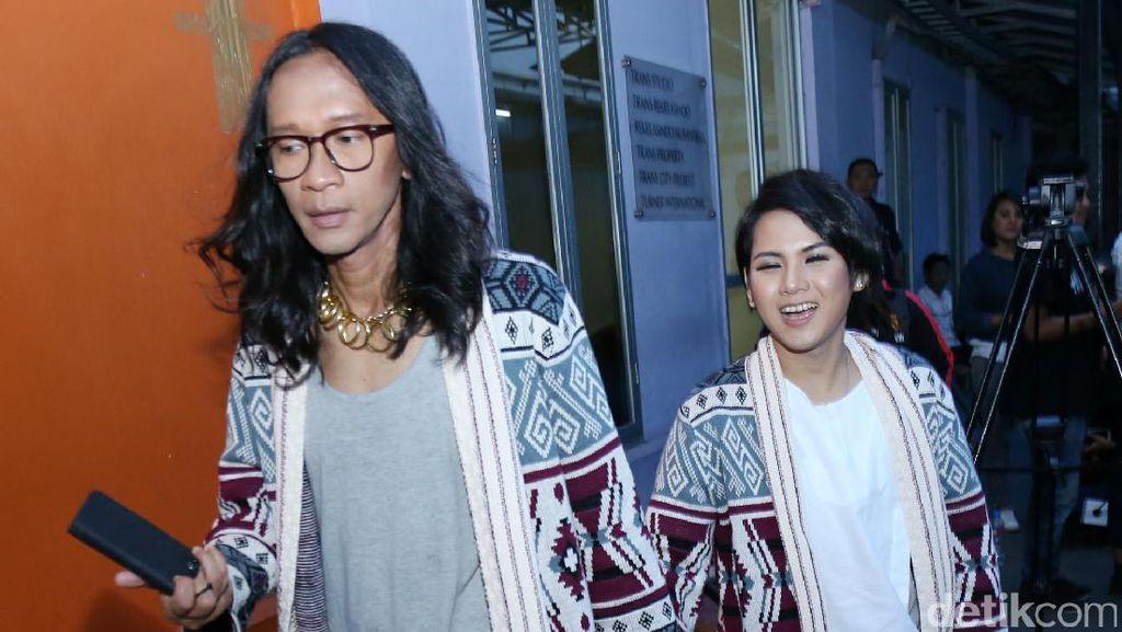 Benarkah Aming dan Evelyn Mau Bercerai?